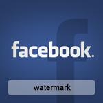 Hasil desain berwatermark - Cara Membuat / Mendesain Gambar Watermark di Photoshop