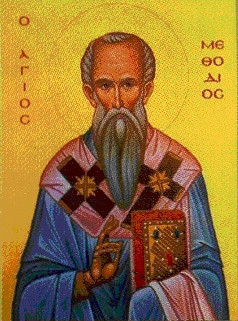 Св. священномуч. Меѳодій Патарскій. О недовольствѣ своимъ состояніемъ