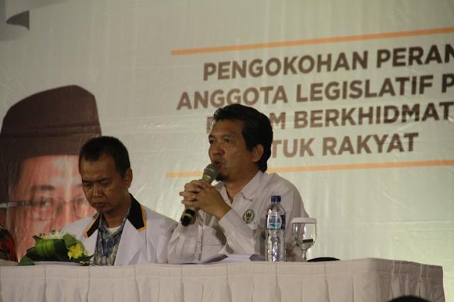 Anggota Legislatif PKS Harus Memiliki Karakter
