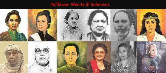 17 Pahlawan Wanita Di Indonesia Nama Biografi Terlengkap