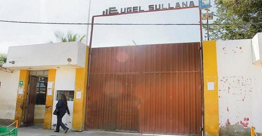 Cerca de 15 directores de colegios podrían ir hasta 8 años de cárcel por mal uso de recursos asignados para el mantenimiento de instituciones educativas en la UGEL Sullana - DRE Piura