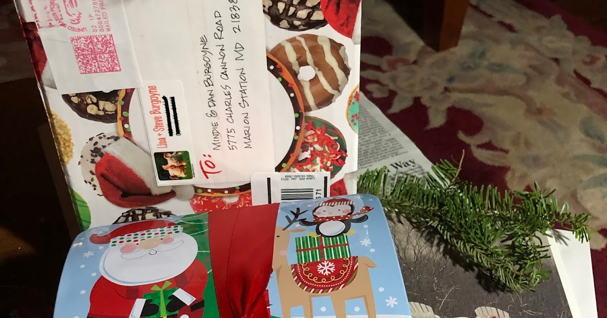 Mindie Burgoyne Christmas Letters 2021 Who Cares What I Think