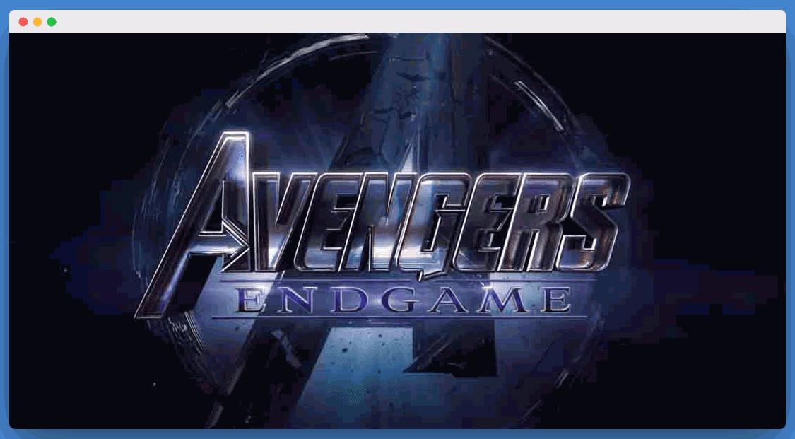 Avengers: Endgame Full Movie Download HD Tamilrockers in