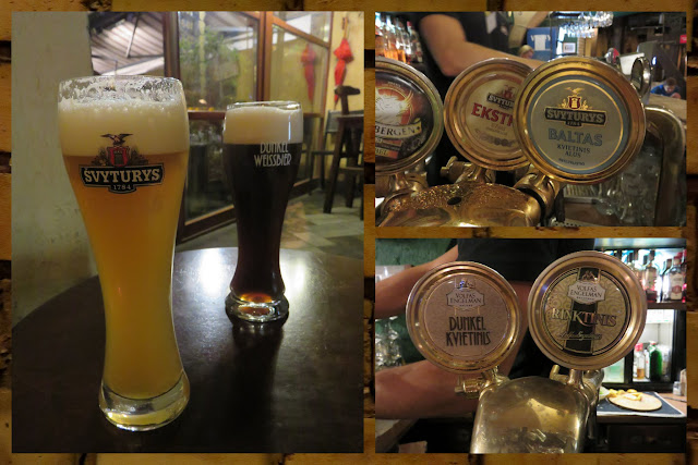 Fun Things to Do in Vilnius Lithuania - Drink Lithuanian Beer on Tap
