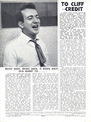 Sixties Beat Bobby Darin
