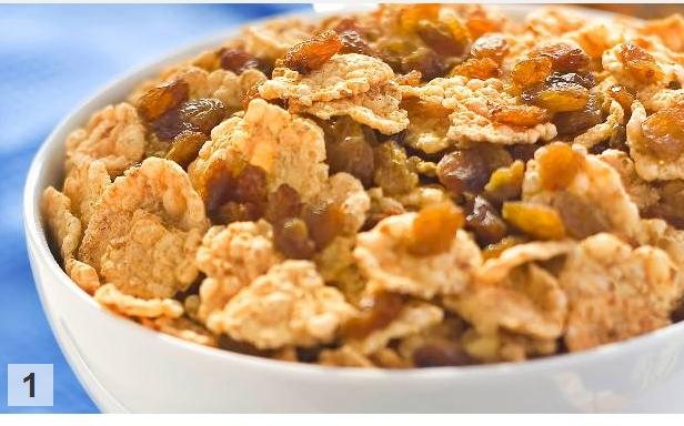 cereal integral