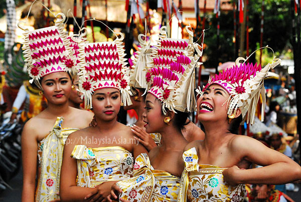 Art and Culture Festival in Bali