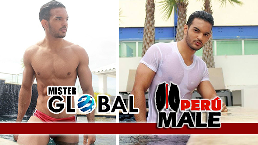 Mister Global Dominican Republic 2018