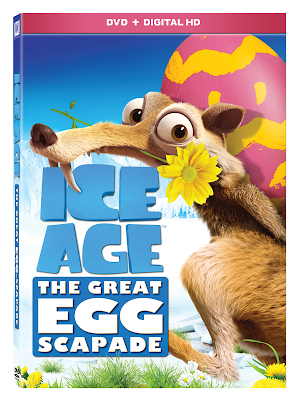 DVD Review - Ice Age: The Great Egg-Scapade