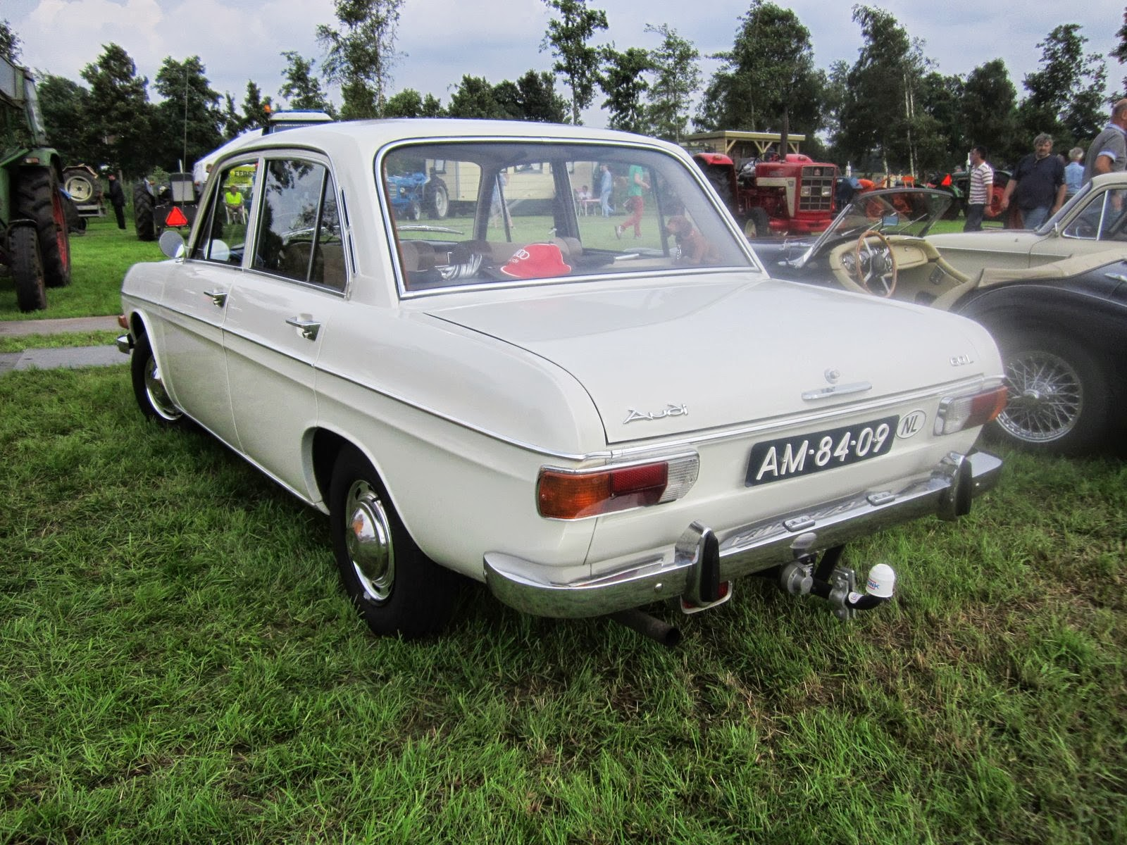 Auto Union Audi 60 1970 | pictures of (classic) cars