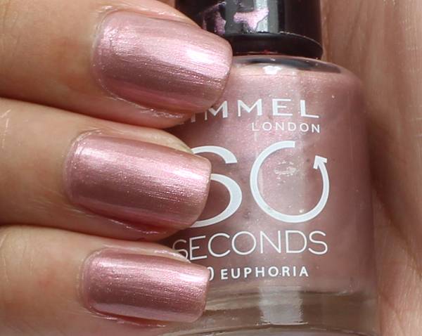 Beauty With The Beautifool Saturday S Swatches Rimmel London Nail Polishes