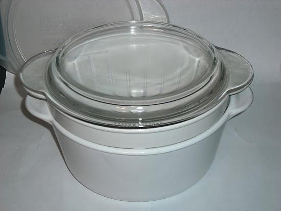 Corningware 411 Corningware Microwave Plus A Whole Lot
