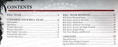 kill team 40k