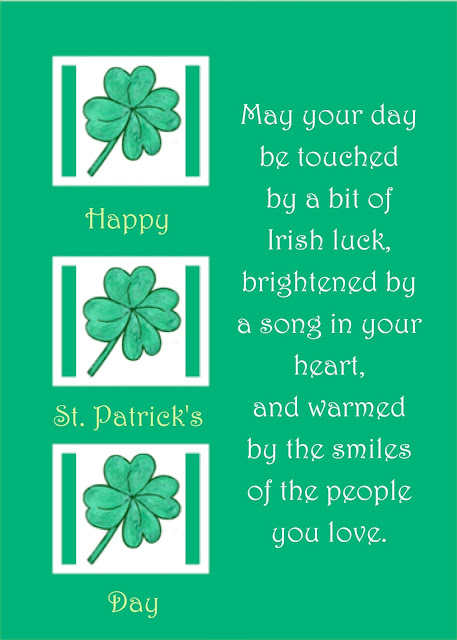 2017 facebook wish for st patricks