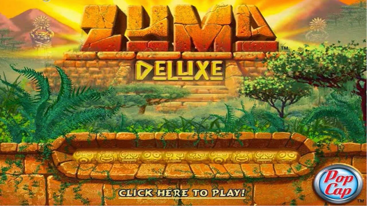 لعبة زوما للكمبيوتر