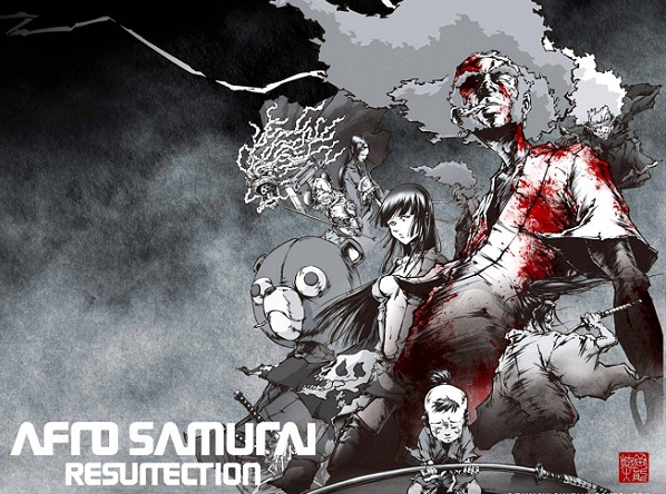 Afro Samurai: Resurrection Subtitle Indonesia