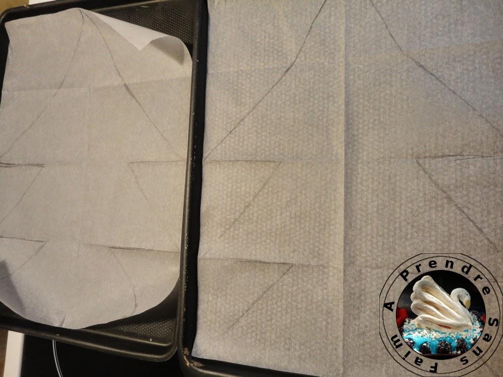 Sapin en 3D à croquer (pas à pas en photos)