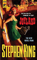 Joyland by Stephen King (Book cover)