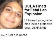 San Diego Education Report Blog: UCLA chemistry professor