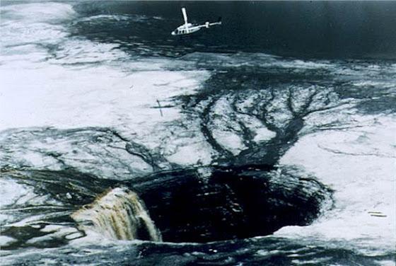 Υπόγειο δίκτυο αμέτρητων χιλιομέτρων από σήραγγες κάτω από την Ευρώπη!