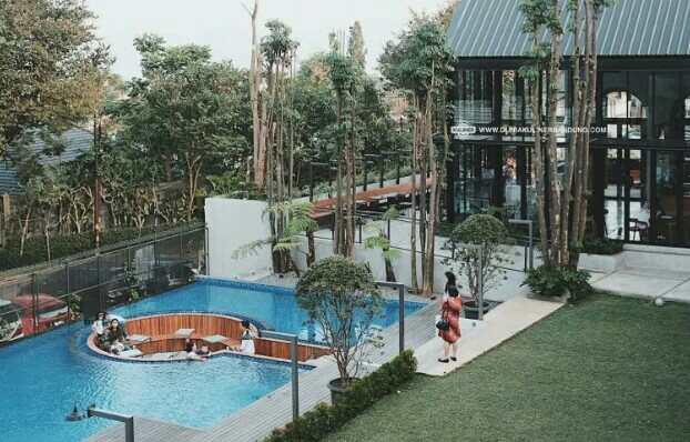 Kalpa Three Cafe, Tempat Hits dan Instagramable di Bandung