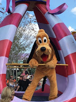 Taking It Back - Walt Disney World - Pluto