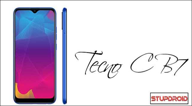 How to Install official Stock ROM on Tecno CB7 MT6761