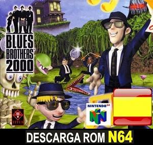 Blues Brothers 2000 ROMs Nintendo64 Español
