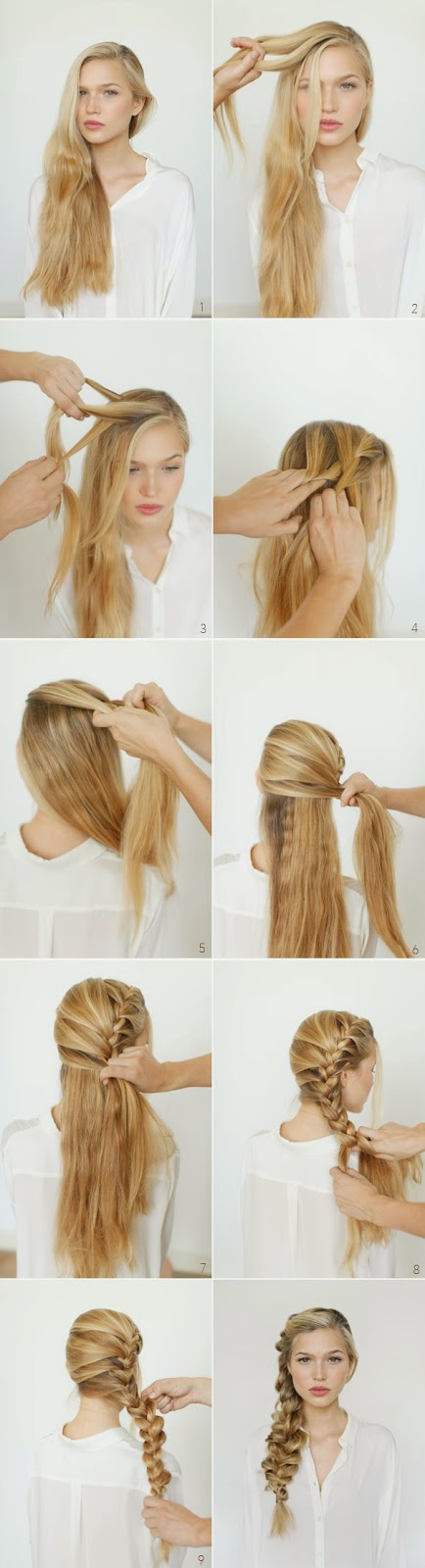 Romantic Hairstyle Ideas and Tutorials for the Aphrodite cabin
