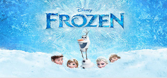 Disney Frozen Stream English