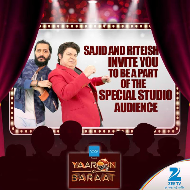 Yaaron Ki Baraat Reality Show on Zee TV wiki, Contestants List, judges, starting date, Yaaron Ki Baraat host, timing, promos, winner list