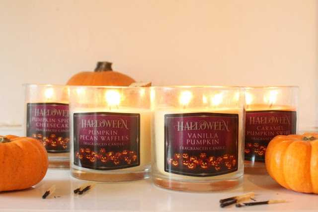 The £3 Halloween Candle Range You Need to Try