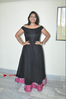 Telugu Actress Swathi Reddy Latest Stills in Black Gown  0085.JPG