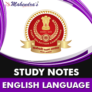 Study Notes : Spotting Errors  for SSC GD Exam   English   30.01.19