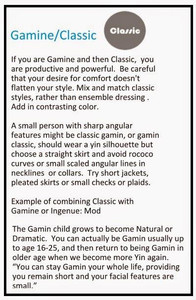 Gamine Secondaries Expressing Your Truth Closet