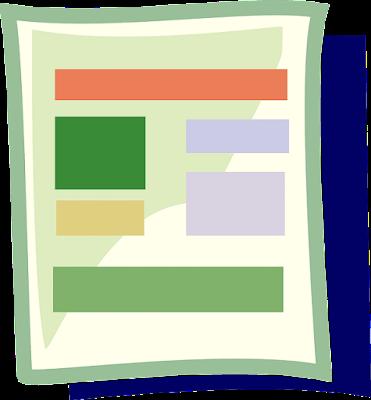Pengertian widget pada blog