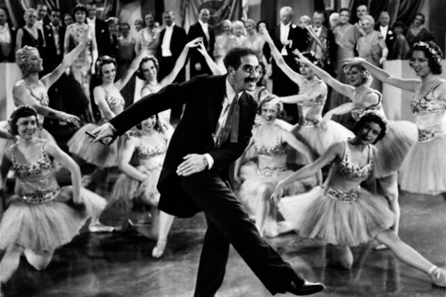 'Sopa de ganso' (1933, Leo McCarey)