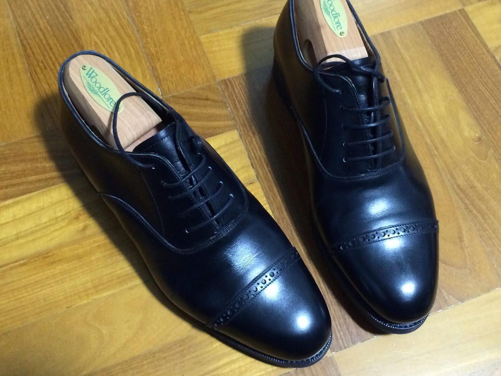 Oxford Hiro Calf
