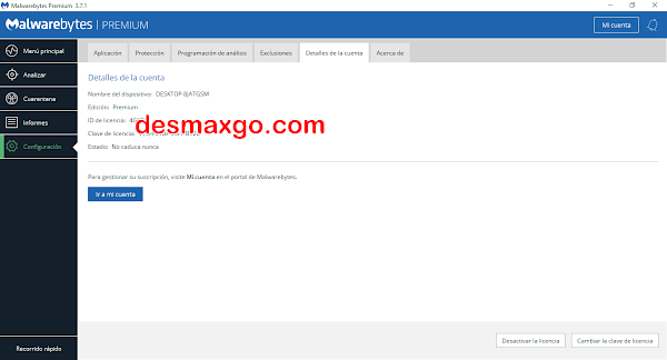 descargar malwarebytes full crack