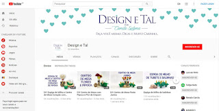 Design e Tal no Youtube