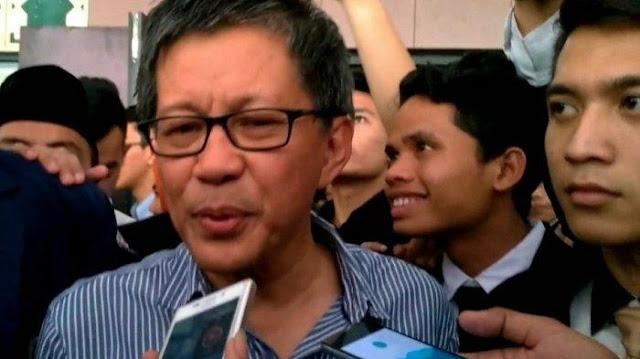 Sejumlah Tokoh Tanggapi Surat Panggilan Polda Metro Jaya untuk Rocky Gerung