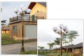 Kinh nghiệm lựa chọn đèn trụ sân vườn cực chuẩn bạn nên biết