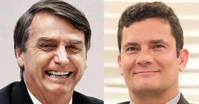 """A """"profecia Sílvio Santos"""" - Já é possível sonhar com um futuro Governo Moro?"""
