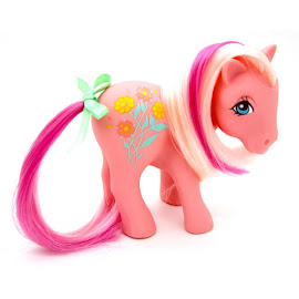 MLP Sweet Clover Year Eight Int. Playset Ponies VI G1 Pony