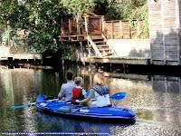 Paseo en barca por el canal de Regent's