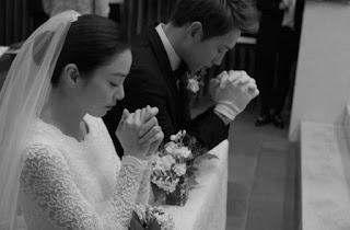Rain Bi & Kim Tae Hee Evlendi