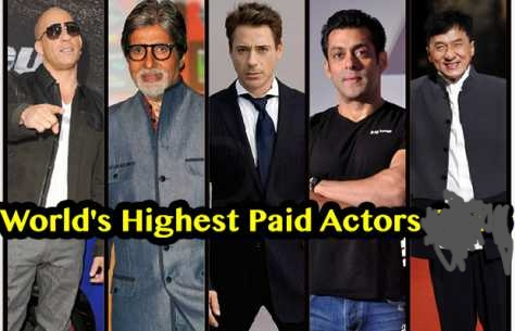 Mark Wahlberg Top The List of World Highest Paid Actors… (Check Top 20 Here)