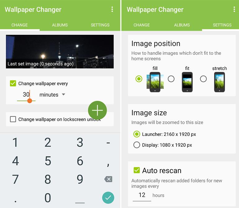 Cara Merubah Wallpaper Android Secara Ototmatis
