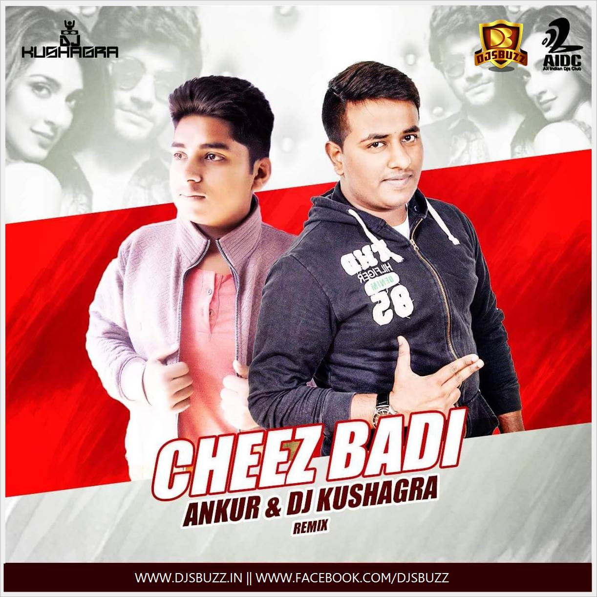 Tu Cheez Badi Download 2017: ANKUR & DJ Kushagra