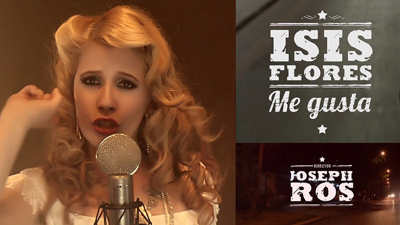 Isis Flores - ¨Me gusta¨ - Videoclip - Dirección: Joseph Ros. Portal Del Vídeo Clip Cubano